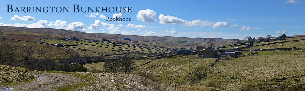 Barrington Bunkhouse in Rookhope